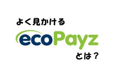 よく見かけるecoPayzとは?オンラインカジノでマストなエコペイズまとめ!